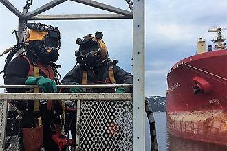 inspection de navire, MVC océan