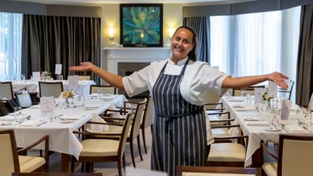 Meet Tanya Maraj, Chef at Rylands of Hawthorn