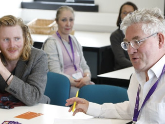 Culture, Tourism, Europe and External Affairs Committee visits Ayrshire College