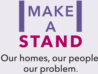 Encouraging Housing Organisations to Make A Stand Against Domestic Violence