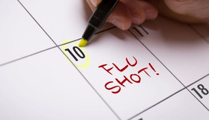 Adults over 60 invited for Free Flu Vaccine as of Today