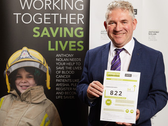 Celebrating the 822 Potential Life-Savers in Cunninghame North