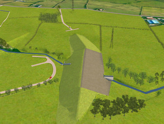 Progress in Upper Garnock Flood Protection Scheme, 80% Funded by SNP Government