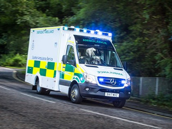 Additional £20 million Support for Scottish Ambulance Service