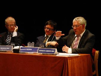Tax Debate Needed in Light of New Powers