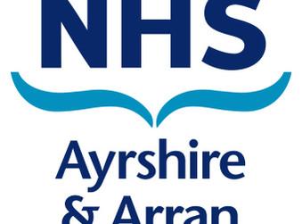 NHS Ayrshire and Arran to Resume Hospital Visits