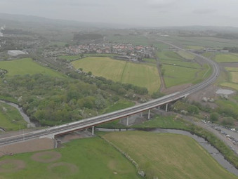 £31.2 Million Dalry Bypass to open on Thursday 30 May