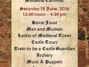 Ardrossan Castle Carnival Saturday 18 June
