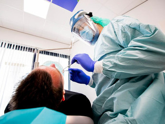 NHS Dental Services Gradually Remobilised
