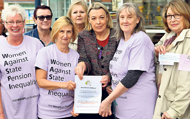 Women Against State Pension Inequality