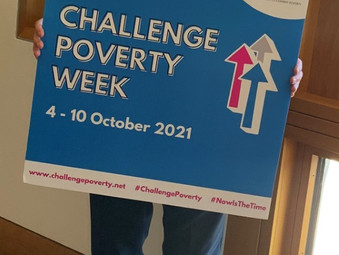 Tories add Insult to Injury during Challenge Poverty Week 2021