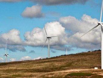 Scotland's Wind Could Power Every Home in Scotland and North England