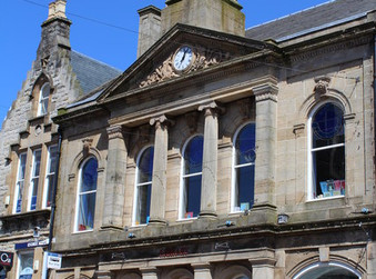 Consultation on Libraries and Community Centres across North Ayrshire