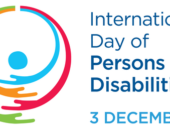 03 December: International Day of Persons with Disabilities