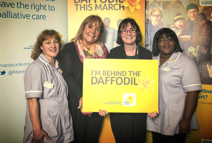 Marie Curie - Great Daffodil Appeal