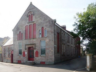 SNP Government awards £1.5 million for Regeneration of Millport Town Hall