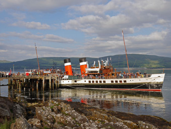 SNP Government Donates £1 million to Waverley Paddle Steamer