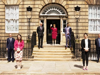 New Ministerial Team Appointed