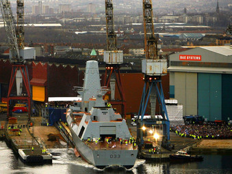 Emails Show Tory Government Betraying Clyde Workers