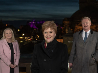 First Minister launches Scottish National Investment Bank
