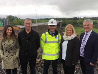 Dalry Bypass Opens