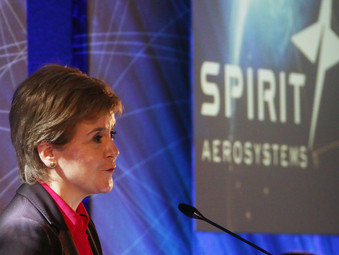 First Minister opens Prestwick Aerospace Innovation Centre