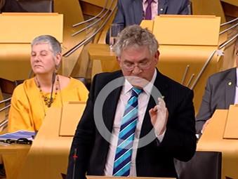 SNP Budget Confirms A737 Dalry Bypass