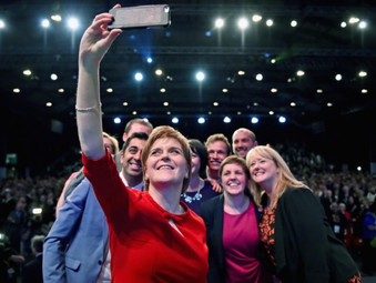 Energy and Enthusiasm at SNP Conference