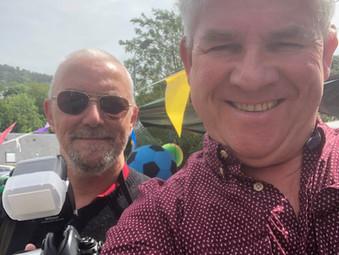 At West Kilbride Gala 2019