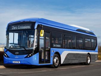 £50 million Zero Emission Bus Challenge Fund launched