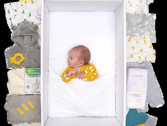 11,460 Ayrshire Babies start Life with Baby Box