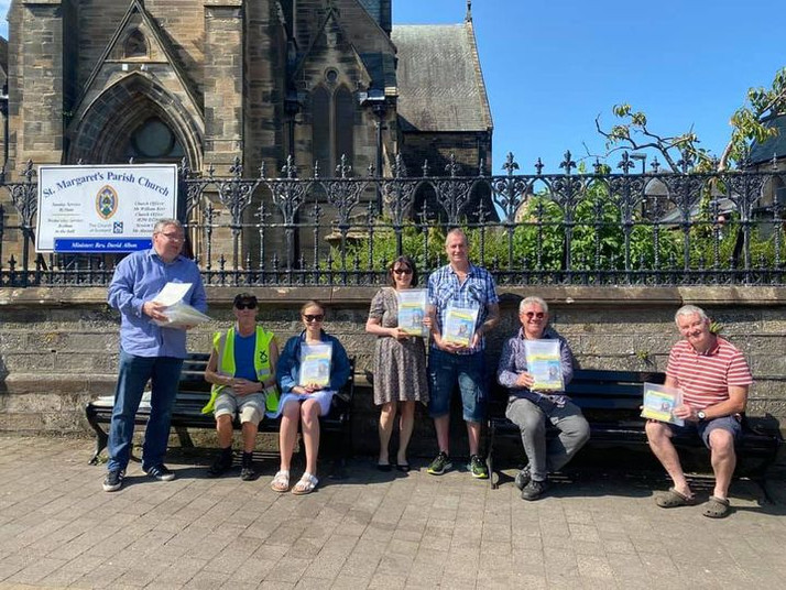 DALRY AND WEST KILBRIDE BY-ELECTION