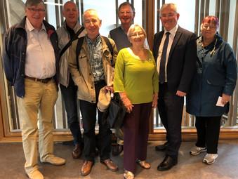 2019 MSP Connector Programme, Barony Centre, West Kilbride