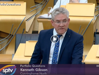 Kenneth's Question on the Future of the Glen Sannox