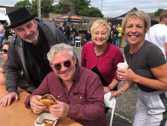 Saltcoats' Inaugural Food Fest