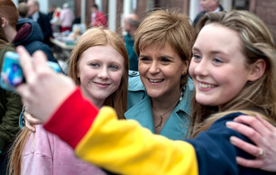 Seven Reasons to vote SNP in Support of Women
