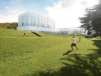 sportscotland National Centre Gets Green Light