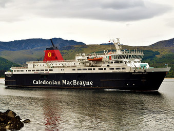 Ferry Travel to Arran is permitted for North Ayrshire Residents