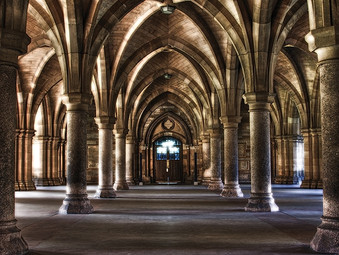 University of Glasgow Sustains Output and Jobs