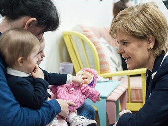 SNP Government Targets Child Poverty with New £10 Benefit