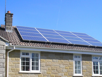 Solar Power Flares Up in North Ayrshire