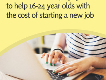 New SNP Government Benefit for Young People starting Work