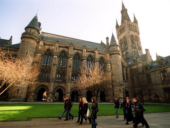 University Places for Scots at Record Level