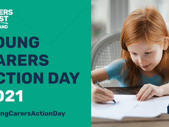 16 March 2021: Young Carers Action Day