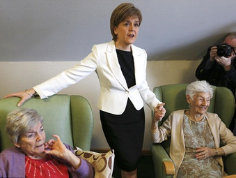 SNP Set Out Commitment to Pensioners