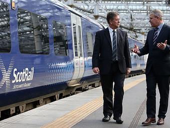 Scottish Transport Investment Outstrips UK