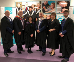 Ayrshire College Graduation