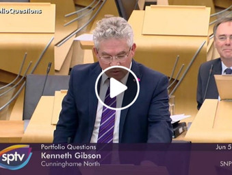 SNP Government Investment in Inclusive Growth for North Ayrshire