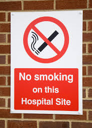 Public Support for Penalising Smoking outside Hospitals
