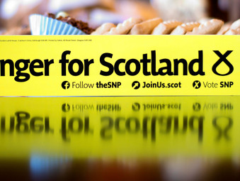 SNP Stands Stronger for Scotland